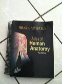 Atlas of Human Anatomy 4th Edition