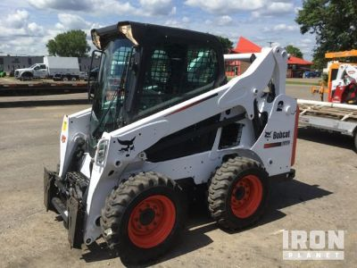 2015 Bobcat S570 Skid-Steer Loader