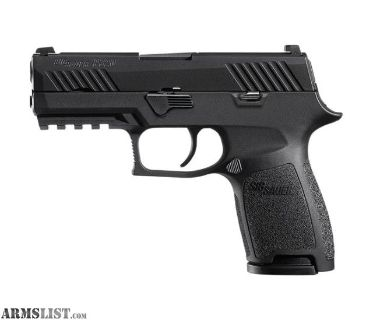 For Sale: P320 with new trigger systems in 9mm and .45