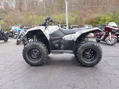 2012 Suzuki KingQuad 400 Asi Utility ATVs Athens, OH