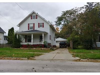 3 Bed 1.5 Bath Foreclosure Property in Owosso, MI 48867 - N Hickory St