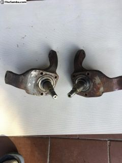 vw Thing spindles