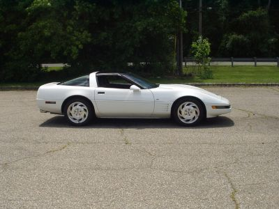 1993 CORVETTE 6 SPEED