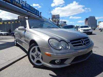 2006 Mercedes-Benz CLK-Class CLK500 (designo Silver)