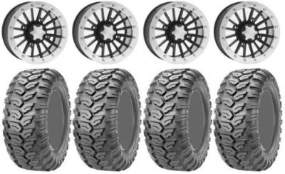 Find Kit 4 Maxxis Ceros MU07 29x9-14/29x11-14 on ITP SD Dual Beadlock Polished 1KXP motorcycle in West Monroe, Louisiana, United States, for US $1,295.52