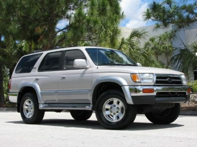 $1,800, 1998 Toyota 4Runner 4WD LIMITED ED