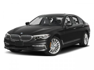 2017 BMW 5-Series 530i xDrive (Imperial Blue Metallic)