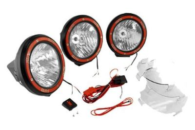 Find Rugged Ridge 15205.63 - Off Road Black HID Fog Light Kit motorcycle in Suwanee, Georgia, US, for US $431.93