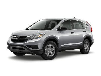 2016 Honda CR-V LX (Gray)