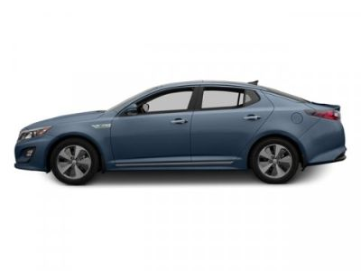 2014 Kia Optima Hybrid Base (Smokey Blue Metallic)