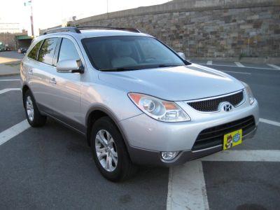 2010 Hyundai Veracruz GLS (SILVER)