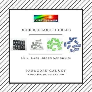 Side Release Buckles in Wholesale