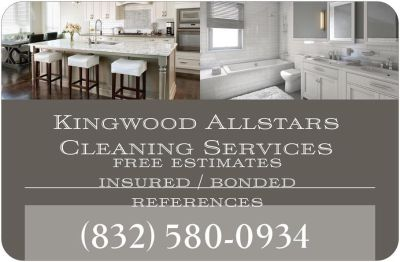 Get your home cleaned for the holidays !!