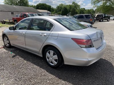 2008 Honda Accord LX (Silver)