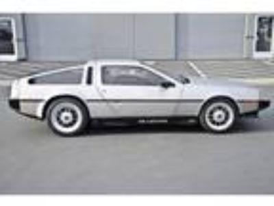 1981 DeLorean DMC-12 Excellent Condition Overall