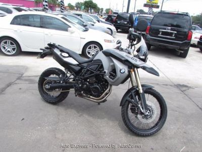 2009 BMW F 800 GS (Unspecifie)