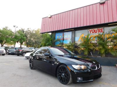 2009 BMW 3-Series 328i (Black)