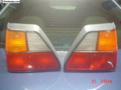 Tail lamps for A2 golf