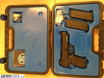 For Sale/Trade: BNIB FN 5.7 w/ 3-20 rd mags