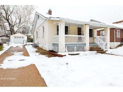 2 Bed 1 Bath Foreclosure Property in Saint Louis, MO 63114 - Oakland Ave