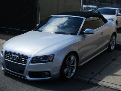 2010 Audi S5 3.0T quattro Premium Plus AWD 2dr Convertible