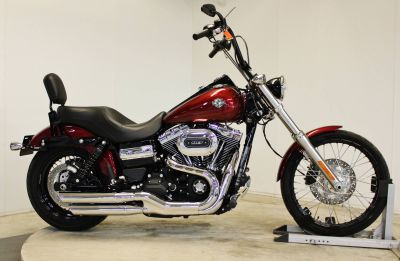 2016 Harley-Davidson Wide Glide Cruiser Motorcycles Pittsfield, MA