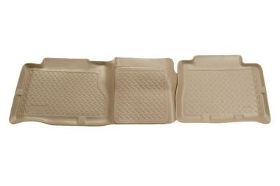 Buy Husky Liners 61453 2002 Cadillac Escalade Tan Custom Floor Mats 2nd Row motorcycle in Winfield, Kansas, US, for US $91.95