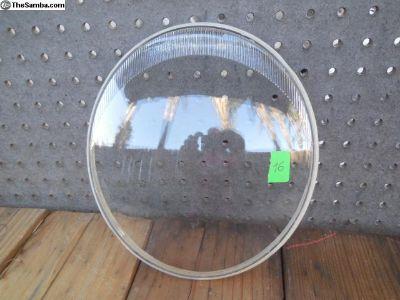Porsche 356 Headlight Lens Glass