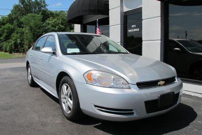 2011 Chevrolet Impala LS Fleet (Silver)