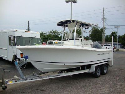 $7,560, 2008 Sea Hunt Triton 207 YAMAHA 4-STROKE