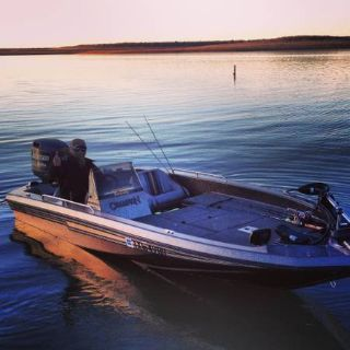 Chion Bass Boat