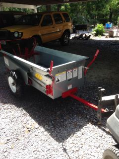 Manure Spreader - Nearly New