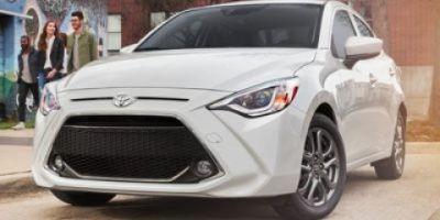 2019 Toyota YARIS SEDAN LE (Chromium)