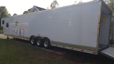 48' Cargo Mate Living Quarters 7k Onan Generator