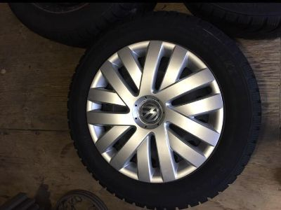 205/55/R16 SNOW RIMS AND TIRES - Need Gone