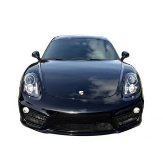 Zunsport complete front grill set Cayman/Boxster 981