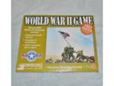 World War 2 Game 2000 Learningames 100% Complete Factory