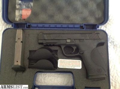 For Sale: Smith and Wesson M & P 45