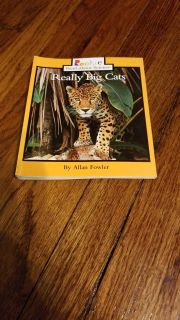 5 copies of Really Big Cats