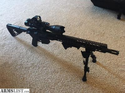 For Sale: Spikes Zombie Lower AR-15