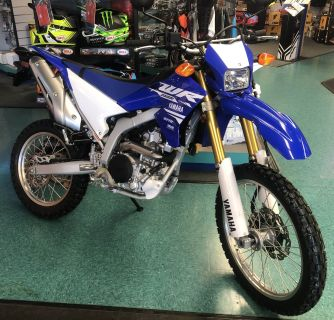 2018 Yamaha WR250R Dual Purpose Motorcycles Hobart, IN