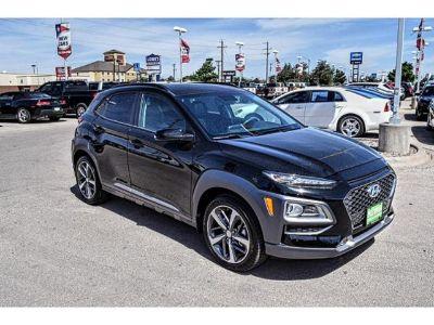 2018 Hyundai KONA LIMITED (ULTRA BLACK)
