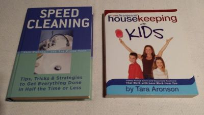 Speed Cleaning - housekeeping with kids