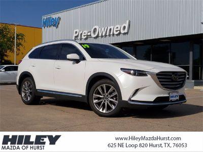 2019 Mazda CX-9 Signature (Snowflake White Pearl)