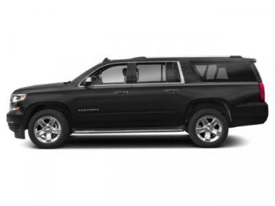 2019 Chevrolet Suburban LT 1500 (Black)