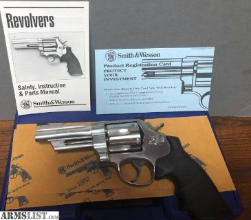 For Sale: Smith & Wesson Model 629 Mountain Gun