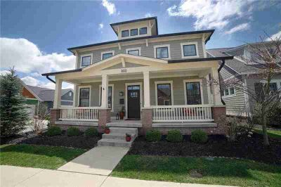 756 Trailside Drive CARMEL Three BR, This beautiful custom built