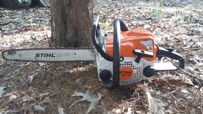 16 inch stihl chain saw