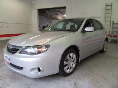 2009 Subaru Impreza 2.5i (Silver)