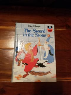 """NEW """"The Sword in the Stone"""" Book"""
